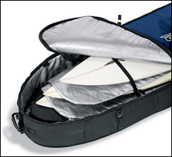 surfboard travel bag