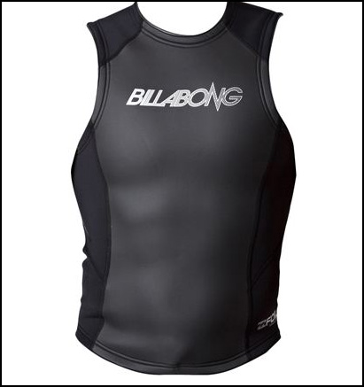 neoprene vest for surfing