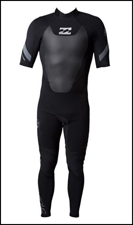 short sleve full suit for surfing