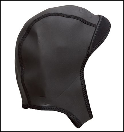 wetsuit hood for surfing