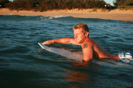 surfing paddle tips