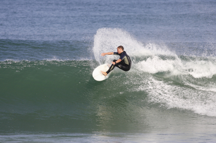 muscle memory in surfing