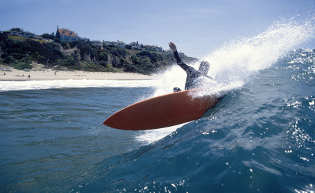 surf without wax on your surfboard
