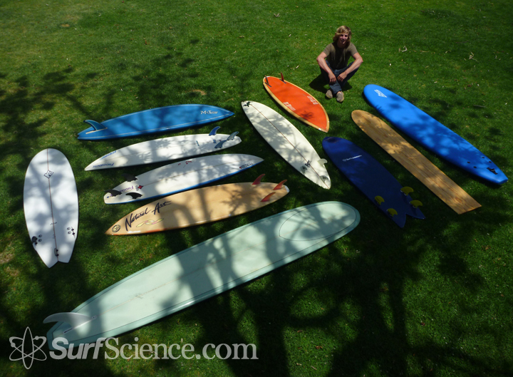 how many surfboards do you need