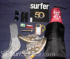 surf hike gear