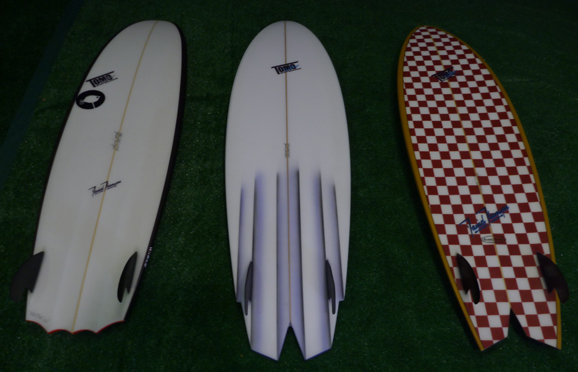 Daniel Thomson Surfboards And Fighter Jets