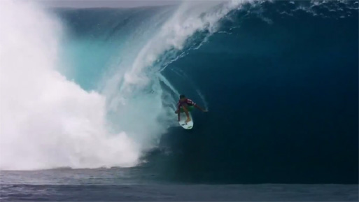 the science of waves at teahupoo