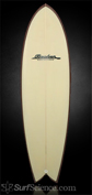 Becker Old School Fish Surfboard