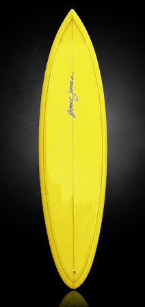 Bruce Jones Retro Single Fin