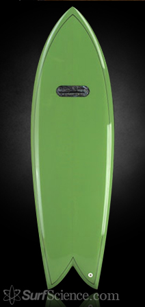 Channel Islands Retro Fish Surfboard Review At