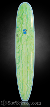 Fletcher Chouinard Designs Beavertail Longboard