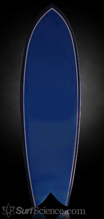 Kroleski Surfboards Naomi