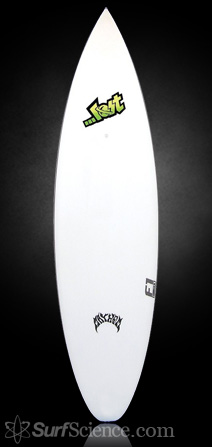 Lost F 1 Surfboard Review At Surfscience Com