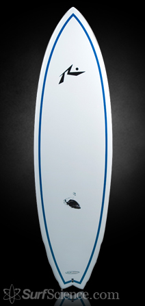 Surftech Rusty - Piranha