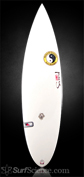 Surftech Town & Country Hawaii -S-1 Mikala Round Pin