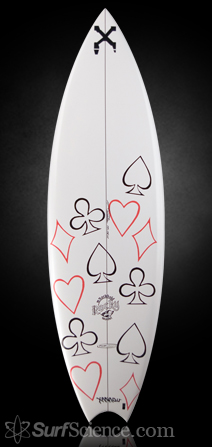 Surftech Xanadu Surf Designs - Rocky