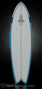 Walden Surfboards Magic Fish