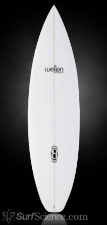 Wellen High Performance Shortboard